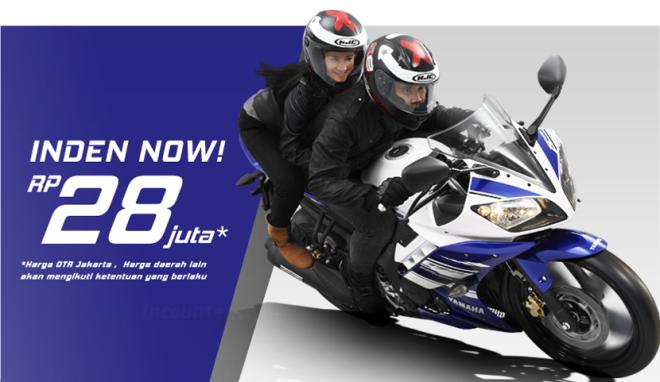 Dapatkan Yamaha Yzf-R15 Dengan Harga 28Juta**