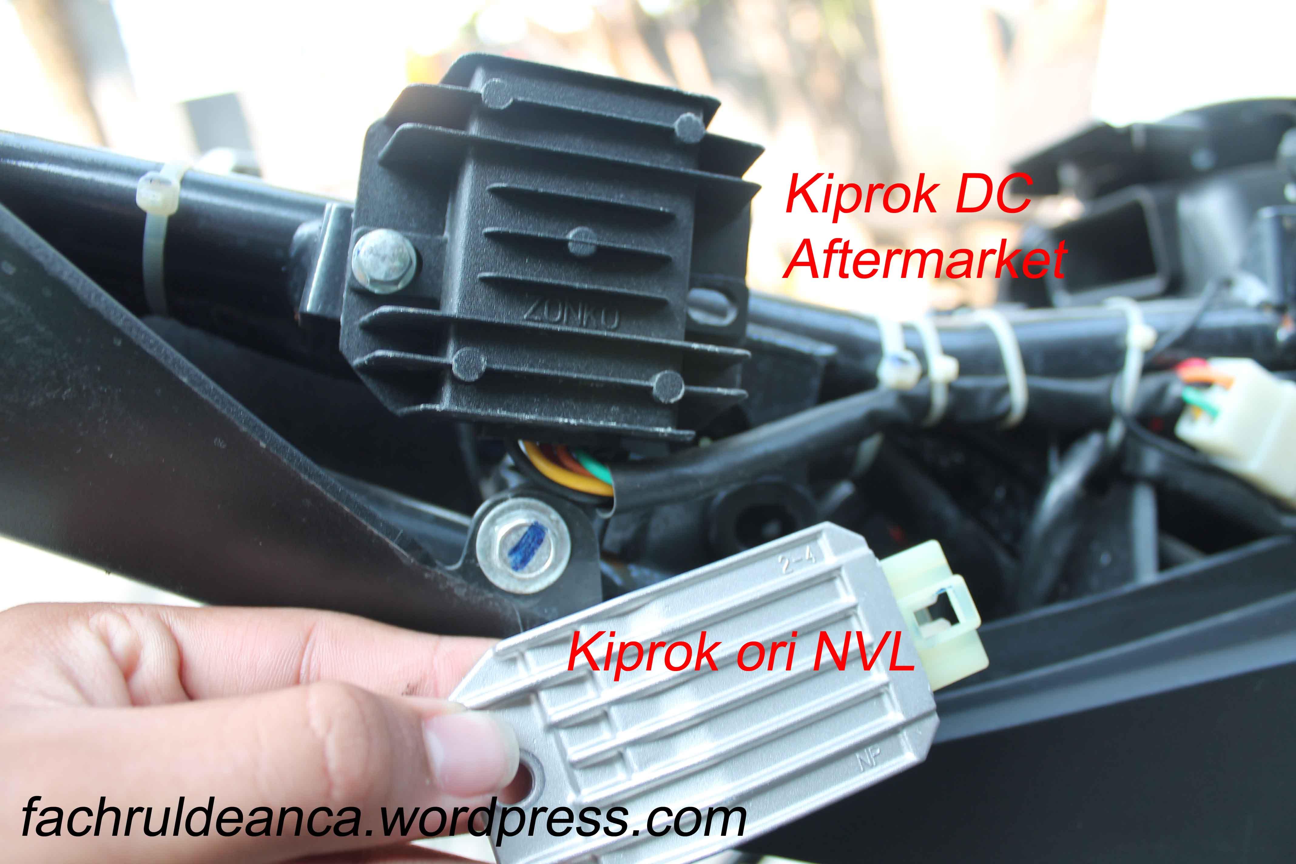 Letak Kiprok Vario 125 Pgm Fi