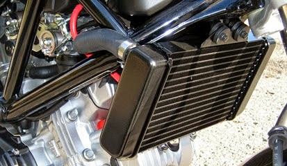 Radiator-sepeda-motor